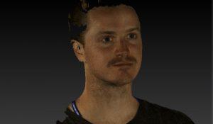 3D Scan Manipulation